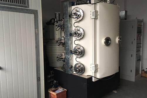 实验设备 真空镀膜机